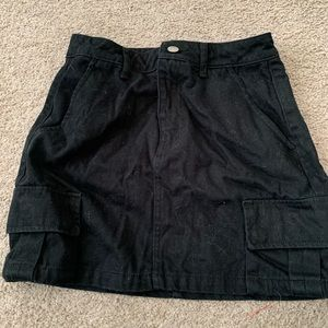 Two Forever 21 skirts